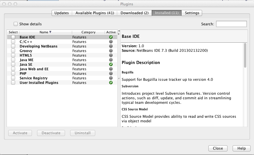 Where does NetBeans install your modules?