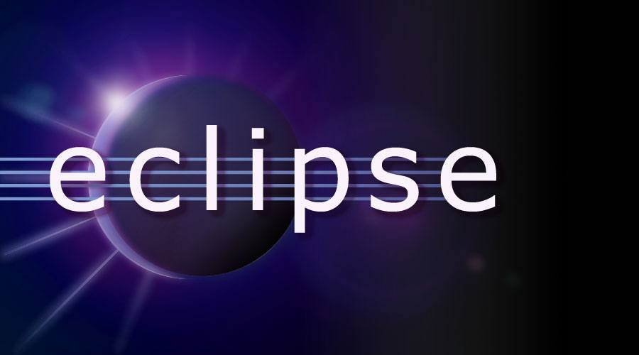 Image result for eclipse ide logo