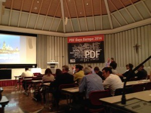 PDF conference