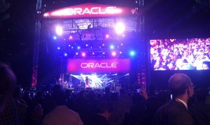 Lastly, not forgetting Macy Gray at the Oracle OpenWorld Music Festival!