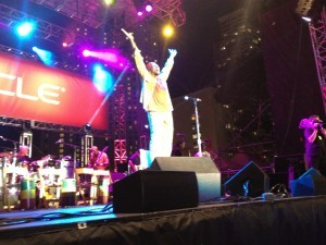 Jimmy Cliff rocks JavaOne