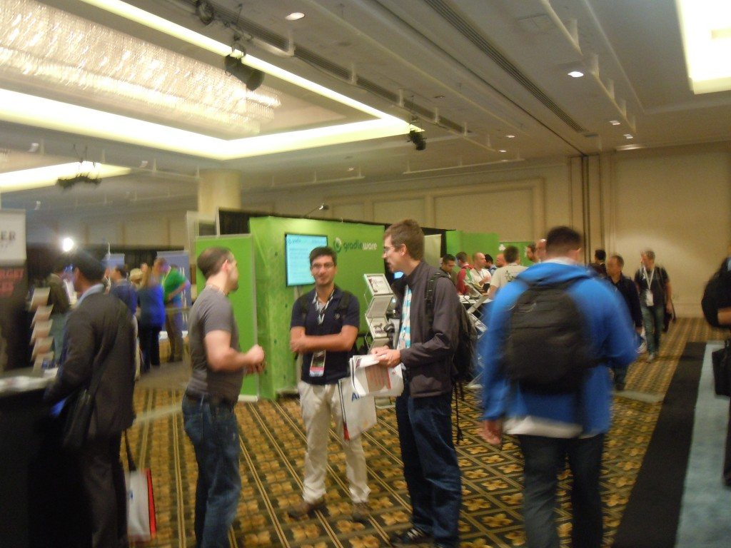 JavaOne - a great place to meet other Java developers
