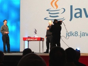 Chess at JavaOne