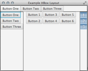 GridView With 6 Buttons