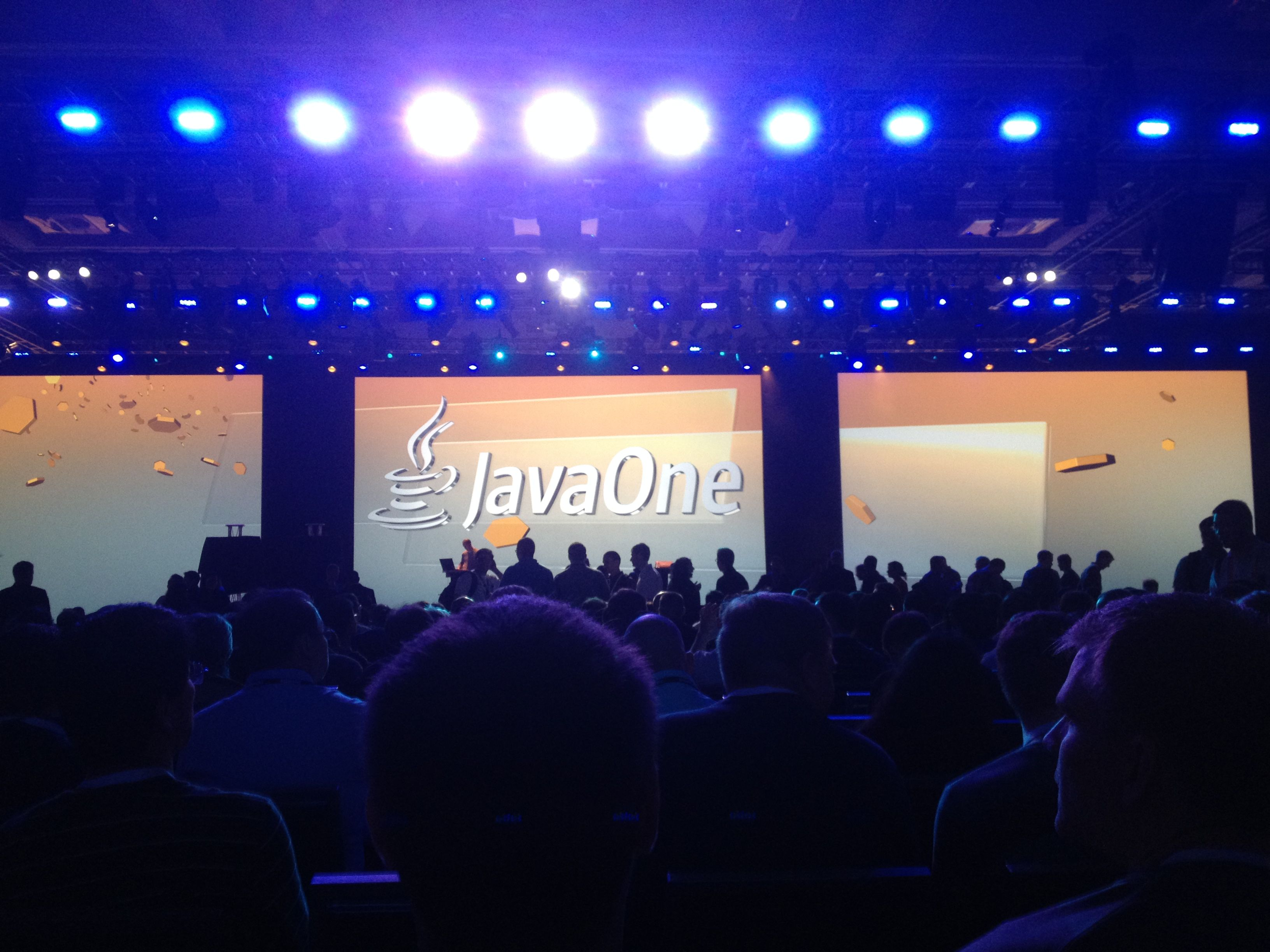 Javaone 2011 technical keynote software