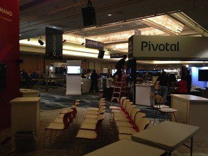 Preperation for JavaOne begins