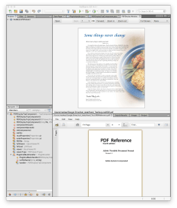 PDF viewers in NetBeans