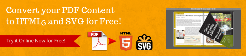 Try PDF to HTML5 and SVG for Free
