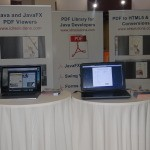 IDR Solutions stand