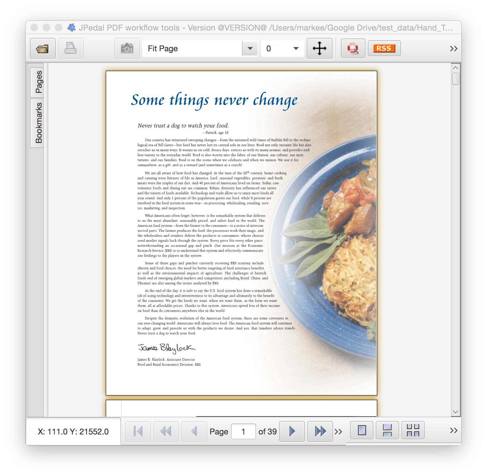 open a pdf document in javafx