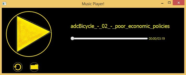 JavaFX MP3 Music Player - embedding sound in your application