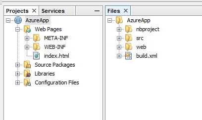 how to add glassfish server to netbeans project