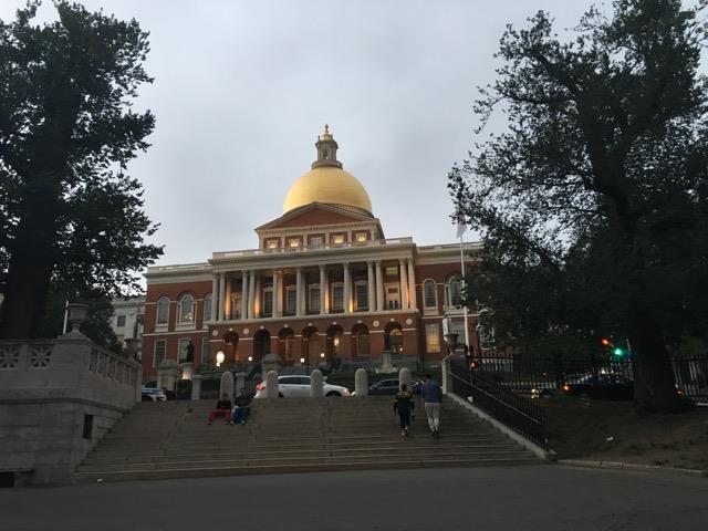 Just one of the sights in Boston and is Business of Software Conference