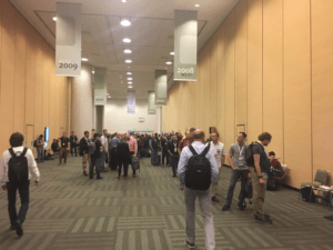 queues at JavaOne
