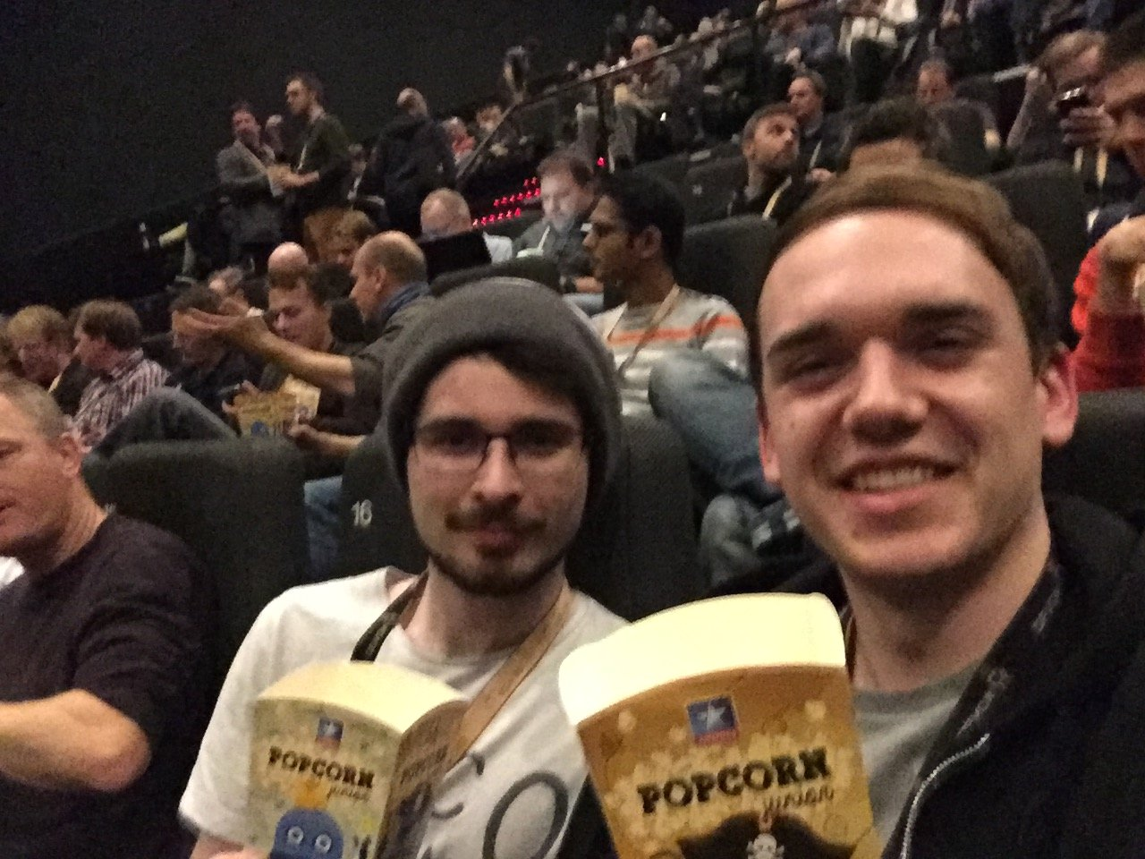 Bladerunner 2049 Screening